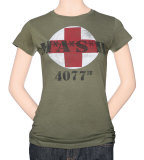 Juniors: M.A.S.H. - Red Cross T-Shirt