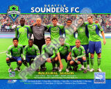 2009 Seattle Sounders FC Photo