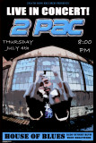 Tupac Print