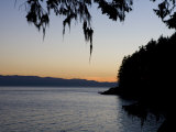 Sunset on the Pacific Coast of Vancouver Island, Sooke, British Columbia, Vancouver Island, Canada Photographic Print by Taylor S. Kennedy