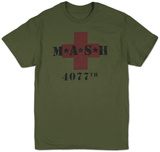 M.A.S.H. - Red Cross Camisetas