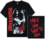 The Ramones - Hey Ho Let&#39;s Go T-shirts