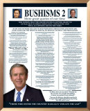 Bushisms 2 Prints