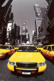 Yellow Cabs NYC Posters