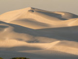 Massive Coastal Sand Dune Sculptured by Relentless Ocean Winds Photographic Print by Jason Edwards