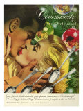 Community Cutlery, Magazine Advertisement, USA, 1951 Prints