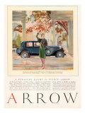 Arrow, Magazine Advertisement, USA, 1929 Prints