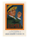 Bambu, Magazine Advertisement, Spain, 1929 Prints