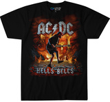 AC/DC- ROCK ERUPTION T-skjorter