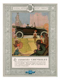 Chevrolet, Magazine Advertisement, USA, 1920 Giclee Print
