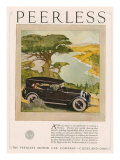 Peerless, Magazine Advertisement, USA, 1924 Posters