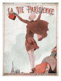 La Vie Parisienne, Magazine Plate, France, 1928 Prints