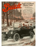 Buick Division of General Motors, Magazine Advertisement, USA, 1910 Prints