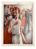 La Vie Parisienne, Magazine Plate, France, 1920 Giclee Print