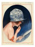 La Vie Parisienne, Magazine Plate, France, 1925 Prints