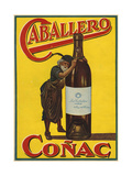 Caballero, Magazine Advertisement, Spain, 1935 Giclee Print