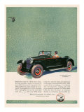 Wills Sainte Claire, Magazine Advertisement, USA, 1925 Prints