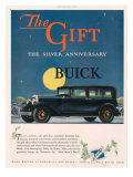Buick, Magazine Advertisement, USA, 1928 Art
