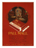 Pall Mall, Magazine Advertisement, UK, 1920 Giclee Print