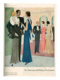 Vogue, UK, 1930 Art