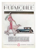 Hupmobile, Magazine Advertisement, USA, 1926 Giclee Print