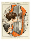 La Vie Parisienne, Magazine Plate, France, 1919 Prints