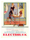Electrolux, Magazine Advertisement, Spain, 1920 Giclee Print