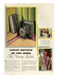 Kodak, Magazine Advertisement, UK, 1920 Prints