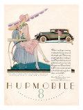 Hupmobile, Magazine Advertisement, USA, 1927 Giclee Print