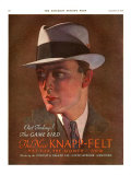Knapp-Felt, Magazine Advertisement , USA, 1930 Prints