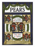 Pears Annual, Magazine Advertisement, UK, 1911 Fotografia