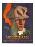 Knapp-Felt, Magazine Advertisement, USA, 1930 Prints