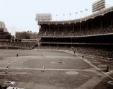 Yankee Stadium Right Field - 1957 World Series Game 6 ©Photofile Posters