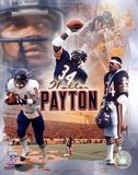 "Walter Payton ""Legends"" Composite Posters"