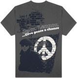 John Lennon - Painted on the Wall Shirts