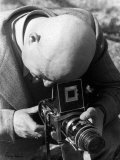 Photographer at Work Photographic Print by Vincenzo Balocchi
