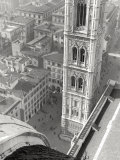 Giotto's Belltower in Florence Photographic Print by Vincenzo Balocchi