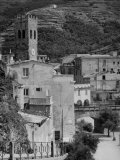 The Church in Monterosso Photographic Print by Vincenzo Balocchi