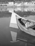 Boat on the Arno in the Outskirts of Florence Photographic Print by Vincenzo Balocchi