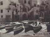 Capri (laminiert) Fotodruck von Vincenzo Balocchi