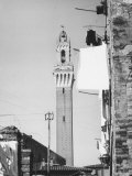 The Mangia Tower, Siena Photographic Print by Vincenzo Balocchi