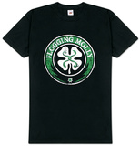 Flogging Molly - Distressed Shamrock T-Shirt