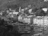 Portofino Photographic Print by Vincenzo Balocchi