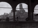View of the Cathedral and the Bell Tower from an Open Gallery, Siena Photographic Print by Vincenzo Balocchi