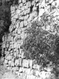 Etruscan Wall in Volterra Photographic Print by Vincenzo Balocchi