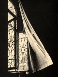 The Wind Blowing into the Room Photographic Print by R. Zorno