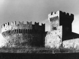 The Populonia Castle, Livorno Photographic Print by Vincenzo Balocchi