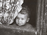 Boy Watches from the Window Photographic Print by Vincenzo Balocchi
