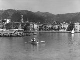 Rapallo Photographic Print by Vincenzo Balocchi