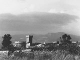 View of Populonia Photographic Print by Vincenzo Balocchi